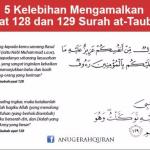 Surah at-Taubah 128 & 129