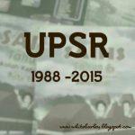 Diary Mama #UPSR Berakhir & Terakhir
