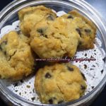 Biskut Choc Chip Emping Jagung