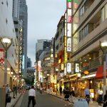 Jalan-jalan Shinjuku