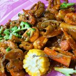 Shell Out Di Kiensara Kitchen