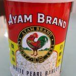 White Barley Cap Ayam?