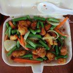 Nasi Ayam Goreng Kunyit