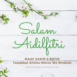 Aidilfitri 2018