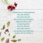 Di Penghujung Ramadhan