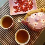 Goji Berries & Teh Hijau