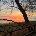 Sunrise In Mersing