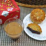Coffee & Red Bean Mooncake