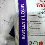 Tepung Barli